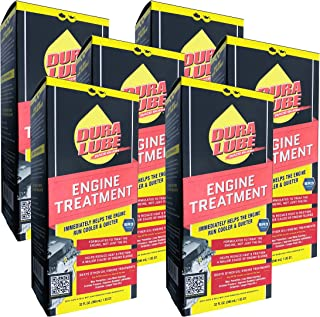 Best DURA LUBE HL-DLOS-06 Engine Treatment, 32-Ounce, 6-Pack Review