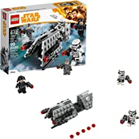 Deals on LEGO Star Wars Imperial Patrol Battle Pack 75207 (99 Piece)