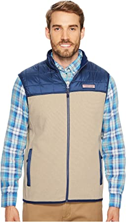 Vineyard Vines - Jacquard Fleece Vest