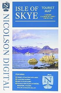 Nicolson Isle of Skye Tourist Map