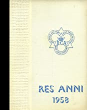 (Reprint) 1958 Yearbook: Holy Child Academy, Portland, Oregon