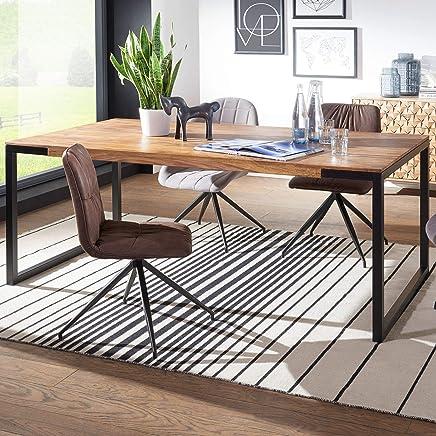 Amazon.es: mesas comedor grandes - Incluir no disponibles / Muebles ...