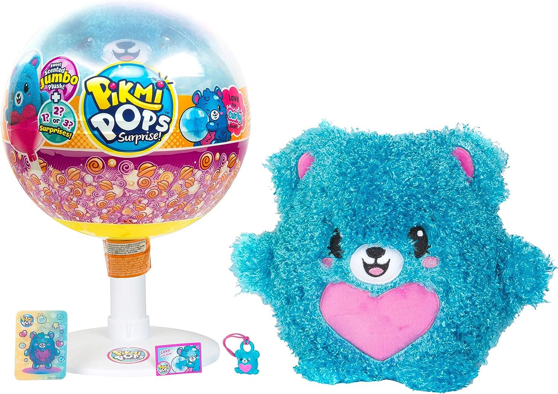 Pikmi Pops Bear The Jumbo Plush
