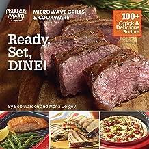 "Range Mate Pro Microwave Grill ""Ready, Set Dine"" Cookbook"
