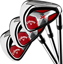 Best callaway x series graphite irons Reviews