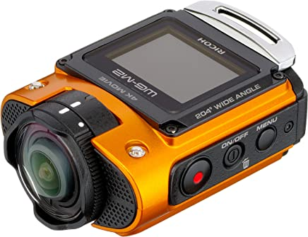 Ricoh WG-M2 Orange Action Camera - Orange