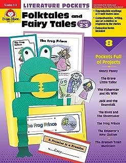 Literature Pockets, Folk Tales and Fairy Tales, Grades 2-3