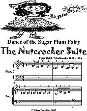 Dance of the Sugar Plum Fairy Beginner Piano Sheet Music Tadpole Edition