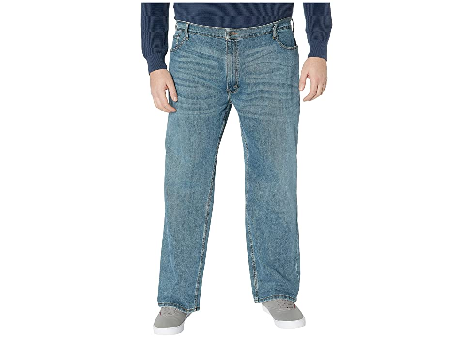 Signature by Levi Strauss & Co. Gold Label Big Tall Relaxed Jeans (Titan) Men