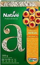 Farinha de Aveia Orgânica Native 300g
