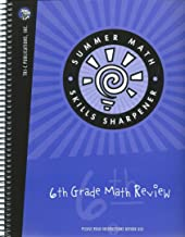 Summer Math: Skills Sharpener: 6th Grade Math Review