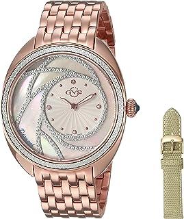 Gevril - Reloj analógico para Mujeres de Cuarzo Suizo 3701