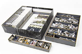 Gaming Trunk Organizer for Dead of Winter: The Long Night. Winter Night Organizer