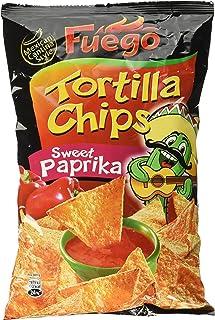 Fuego Tortilla Chips Sweet Paprika, 11er Pack 11 x 150 g