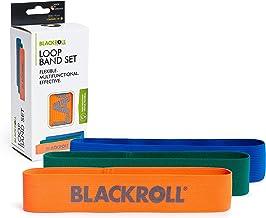 BLACKROLL Loopband - fitnessbanden. Trainingsbanden in verschillende weerstandssterktes voor een stabiele spieren. Afzonde...