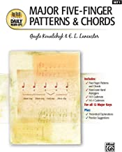 Best five finger patterns and chords Reviews