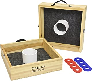 Best wooden washer game set Reviews