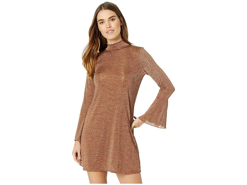 Billabong Free Feelin Dress (Toffee) Women