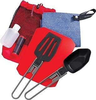 MSR Conjunto de utensílios de cozinha ultraleve e para lavar louça