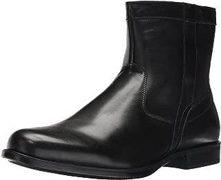 Florsheim Mens Medfield Plain Toe Zip Boot