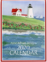 Anne Kilham Designs 2020 Art Calendar
