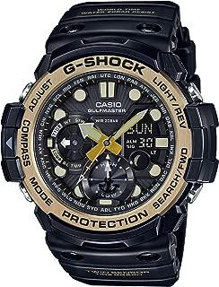 [カシオ] 腕時計 ジーショック Vintage Black & Gold ガルフマスター GN-1000GB-1AJF ブラック