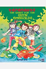 The Quest for the Shyn Emeralds (Taranauts Book 1) Kindle Edition