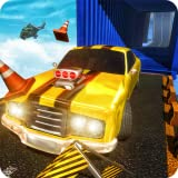 Impossible de voiture simulateur de stationnement extrême simulateur: Stuntman Death Racing Fever jeu d'escalade et d'aventure gratuit pour les enfants 2018
