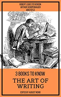 3 books to know - The Art of Writing (English Edition)
