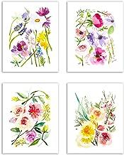 8x10 floral prints