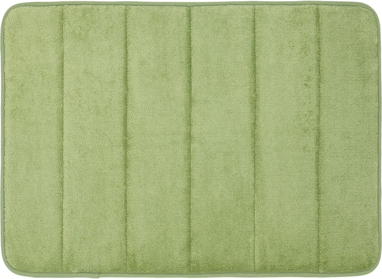 Amazon Com Mohawk Home Memory Foam Bath Rug 17 Inch By 24 Inch Sage Bath Mat Wall Art