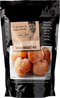 Rick Grant's Donut Nuggets Mix 220 g, 220 g