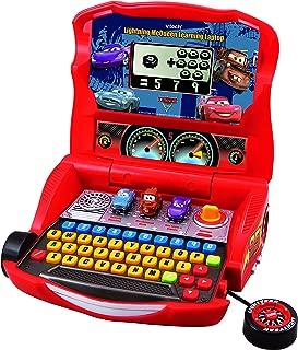 VTech – Disney's Cars – Lightning McQueen Learning Laptop