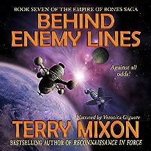 Behind Enemy Lines: The Empire of Bones Saga, Book 7