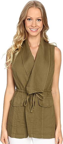 Summer Sunset Vest