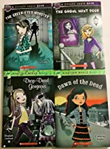 A Poison/Rotten Apple 4 Book Combo Set Includes: The Green Eyed Monster - The Ghoul Next Door - Dawn of the Dead - Drop Dead Gorgeous