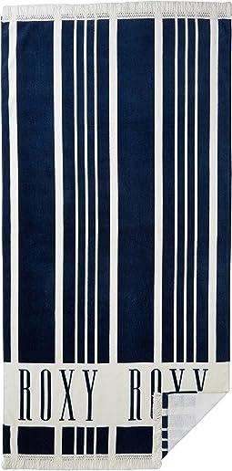 Dress Blues Vertical Stripes