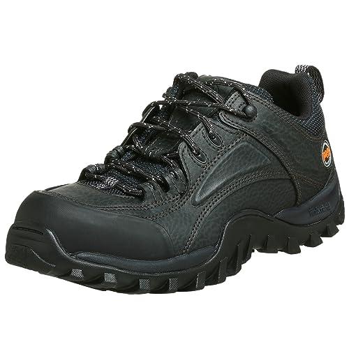 37f59d92dfaa Timberland PRO Men s 40008 Mudsill Low Steel-Toe Lace-Up