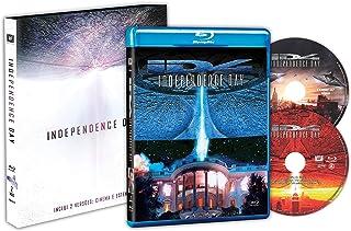 Independence Day [Blu-ray Duplo com Luva] - Exclusivo Amazon