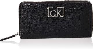 Calvin Klein Signature Large Zip Around Wallet, 19 cm, K60K606065