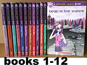 Poison Apple Series: Book : 1-12 ( Complete Set)