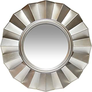 Best round mirror art deco Reviews