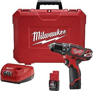 Milwaukee 2408-22 M12 3/8 Hammer Dr Driver Kit