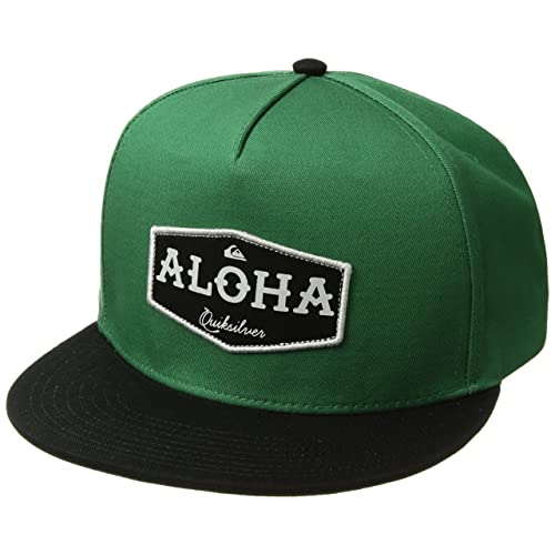 a0381f29c3e0b Quiksilver Men s State of Aloha Trucker Hat