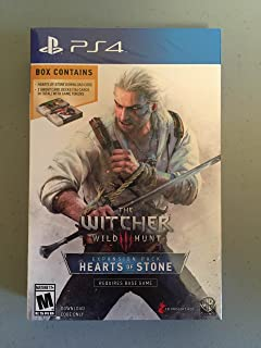 The Witcher 3 Hearts of Stone Limited Edition Expansion with Gwent Decks (Gamestop exclusive)