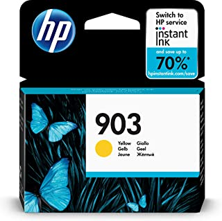 HP 903 Yellow Original Ink Advantage Cartridge - T6L95AE