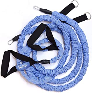 Tone It Up Toning Ropes - Dual Functioning Ropes Deliver...