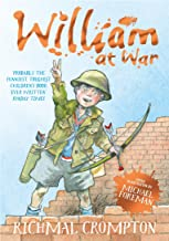 William at War (Just William series)