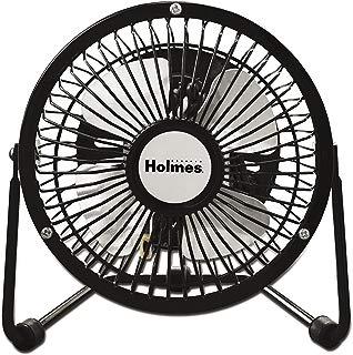 Holmes Mini High Velocity Personal Fan, HNF0410A-BM