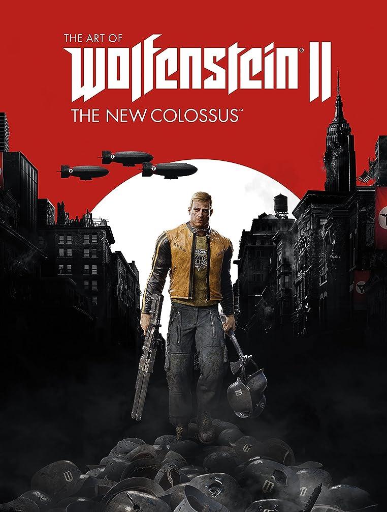 楕円形スマイルポジションThe Art of Wolfenstein II: The New Colossus (English Edition)